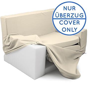 Replacement Cover for: Sucedáneo Funda de 2 en 1 sofá cama infantil color Beige de espuma ...