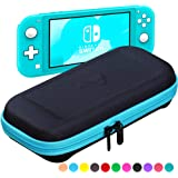 ButterFox Slim Compact Carrying Case for Nintendo Switch Lite with 19 Game and 2 Micro SD Card Holders, Storage for…