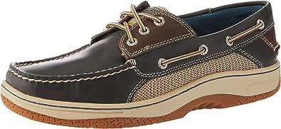 Sperry Billfish 3-Eye Men's Boat Shoes, Navy, 12 US