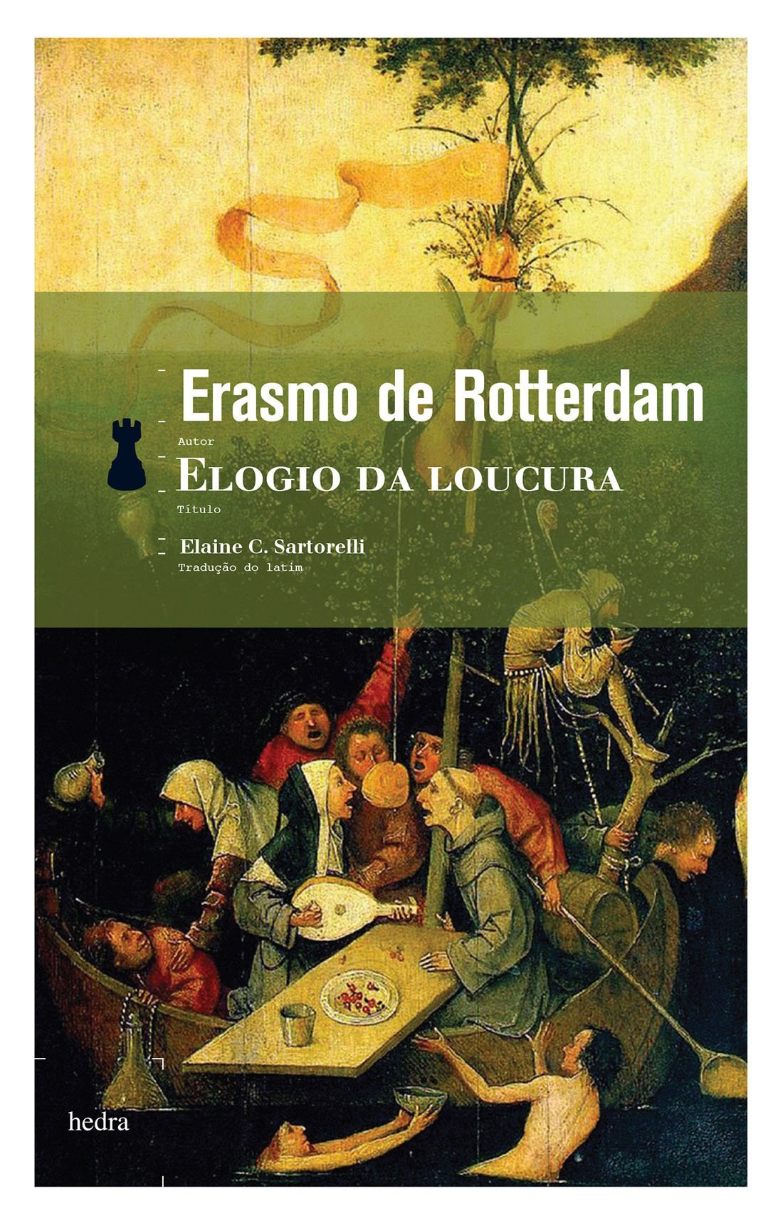 Elogia da Loucura: Amazon.es: ERASMO DE ROTTERDAM: Libros