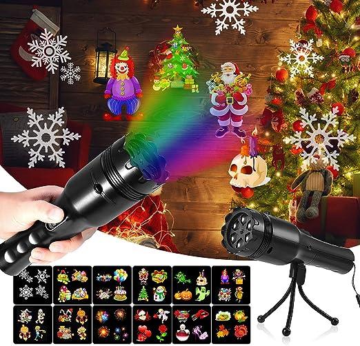 Amazon.com: KINGWILL - Proyector de luz LED de Navidad ...