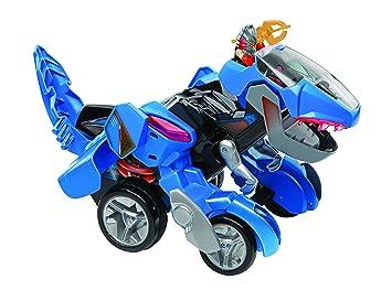 VTech 195505 - Switch y Go Dinos Riders - Super Turbo T. Rex Plasma RC: Amazon.es: Juguetes y juegos