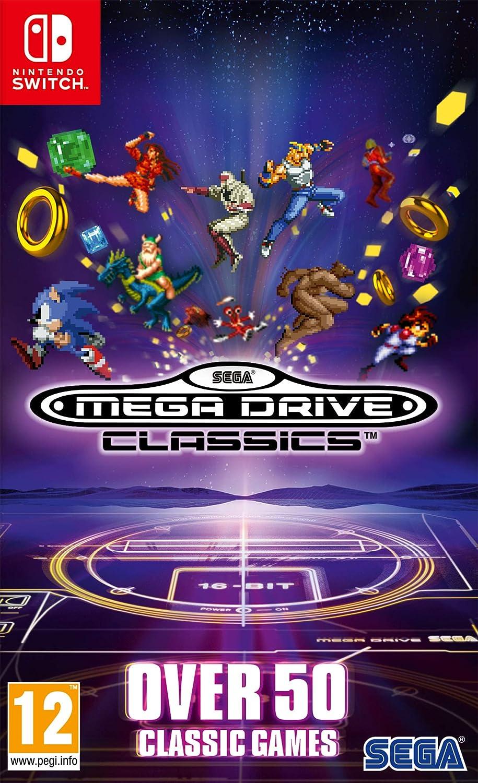 SEGA Mega Drive Classics (Switch) - [AT-PEGI] [Importación alemana]: Amazon.es: Videojuegos