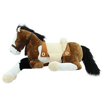 Sweety Toys 6502 XXL cheval en peluche LUCKY