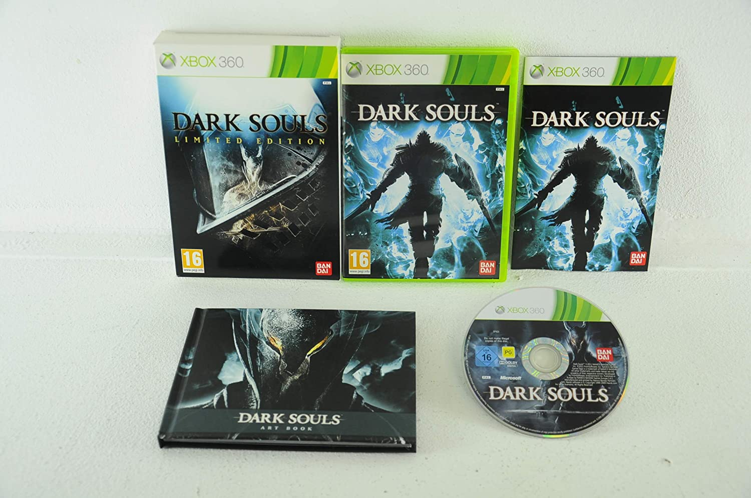 BANDAI NAMCO Entertainment Dark Souls Limited Edition, Xbox 360 ...