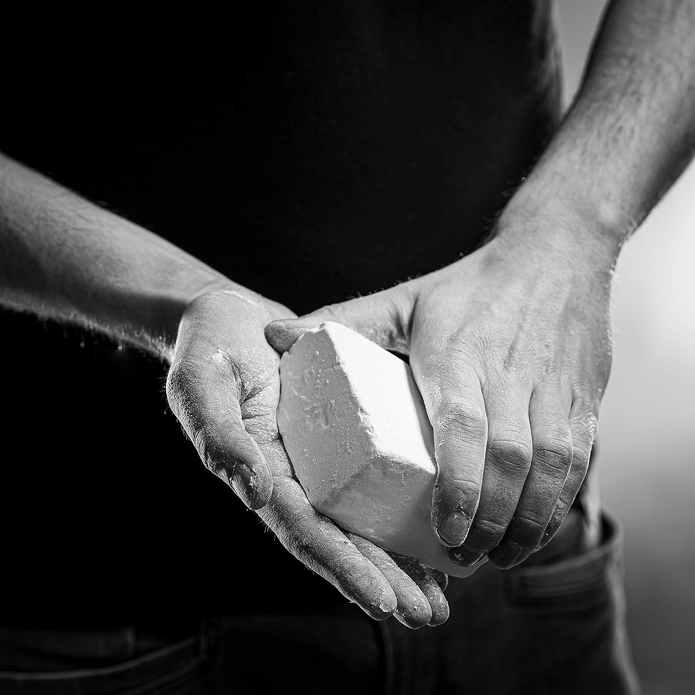 Chalk Block 2 X 56 g ideale per arrampicata boulder sollevamento pesi sport di forza ginnastica VERTICAL FELLOWS