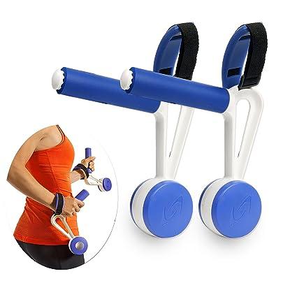 YaeTact - Pesas de balanceo para fitness, pesas de mano de 3 lb