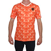 90s Retro Classic Dutch Holland Netherlands jersey football shirt 1988 van Basten
