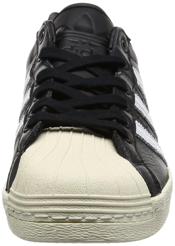 8a987c2e987792 adidas Originals Ultrastar 80s Sneaker Black BB0172  Amazon.co.uk  Shoes    Bags