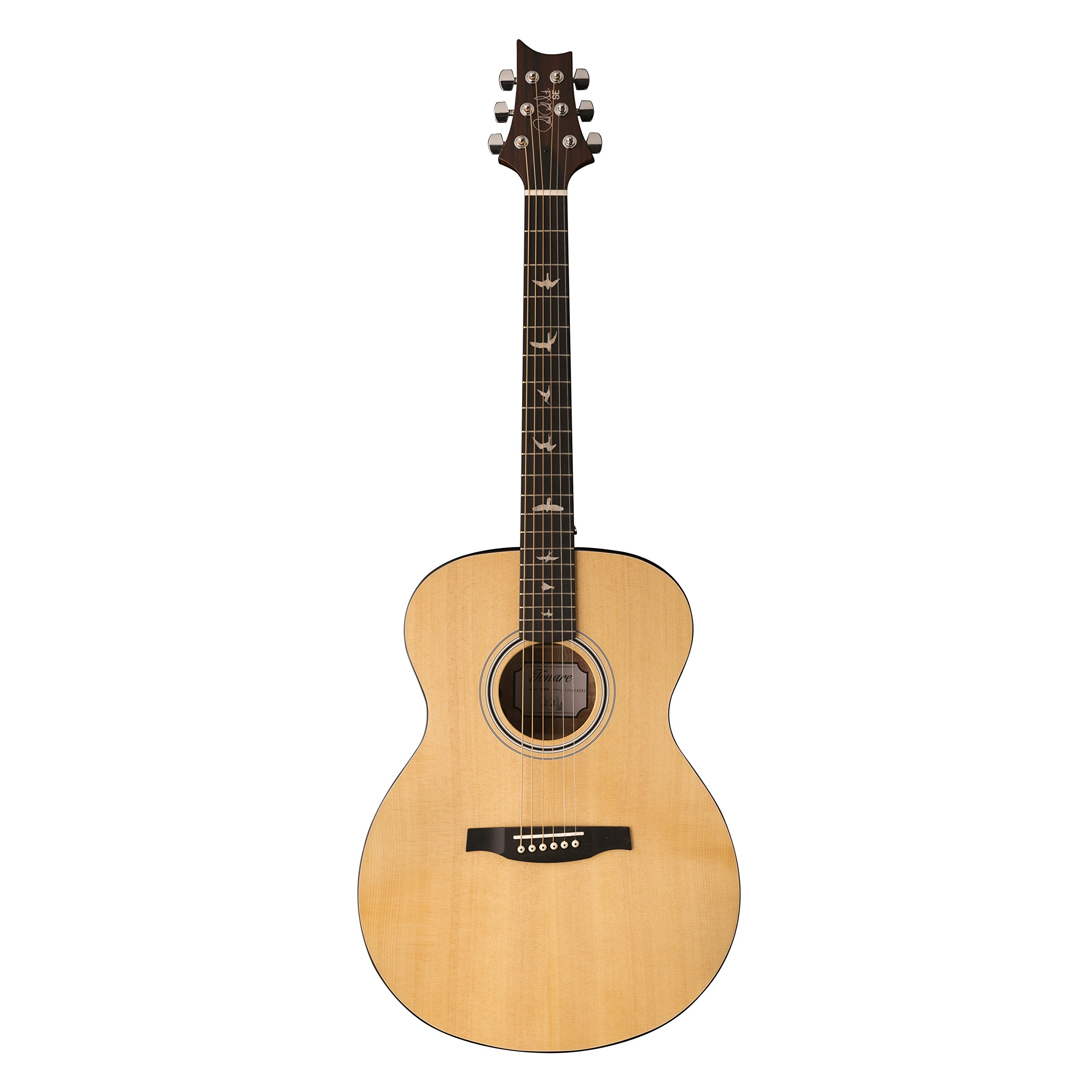PRS Paul Reed Smith SE Tonare TX20E Acoustic Electric Guitar with Case