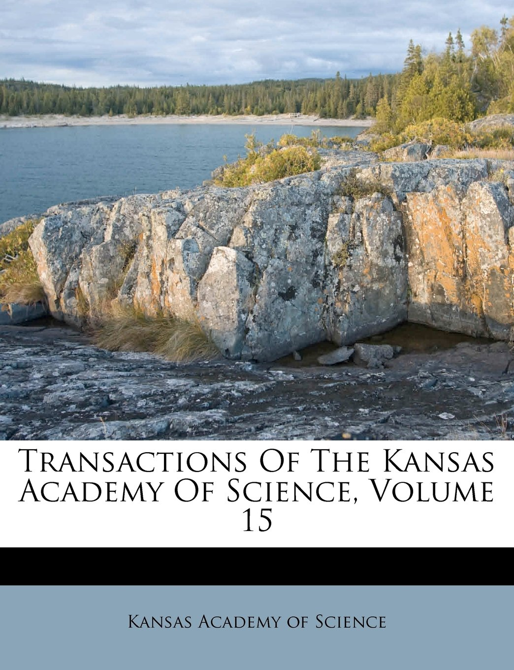Download Transactions Of The Kansas Academy Of Science, Volume 15 pdf