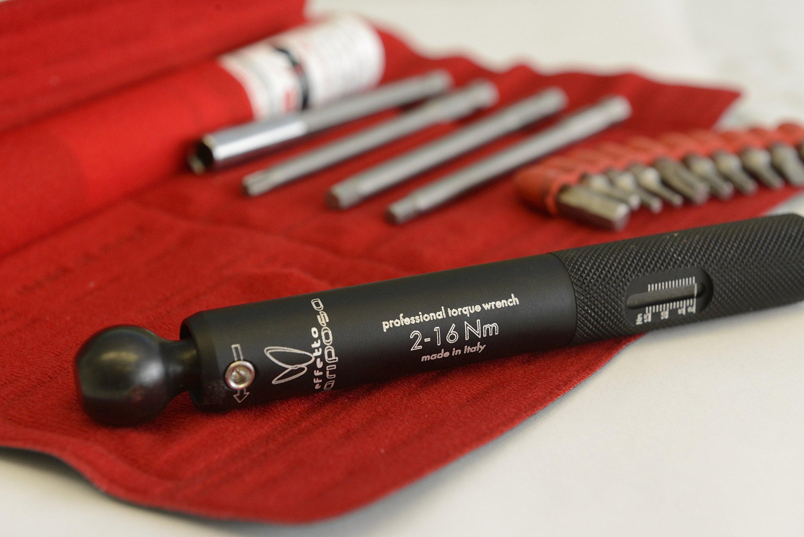 Giustaforza II 2-16 Torque Wrench BLACK