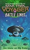 Voy #18 Battle Lines: Star Trek Voyager (Star Trek: Voyager)