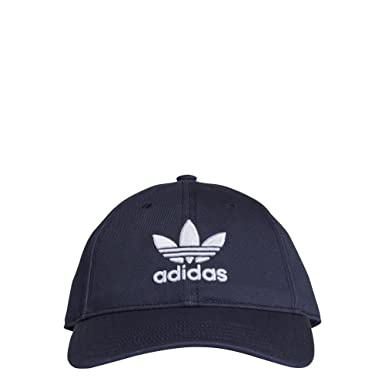 08a4809352fe91 Amazon | (アディダス) オリジナルス adidas originals トレフォイル ロゴ キャップ 帽子 メンズ レディース  男女兼用[並行輸入品] (ネイビー) [並行輸入品] ...