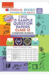 Oswaal CBSE Sample Question Papers Class 12 Computer Science Book (Reduced Syllabus for 2021 Exam) Kindle Edition