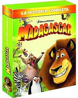 Madagascar - Temporadas 1-3