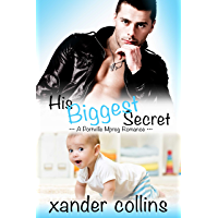 His Biggest Secret: A Portville Mpreg Romance (M/M Non-Shifter Omegaverse) (Portville Omegaverse Book 1) (English Edition)