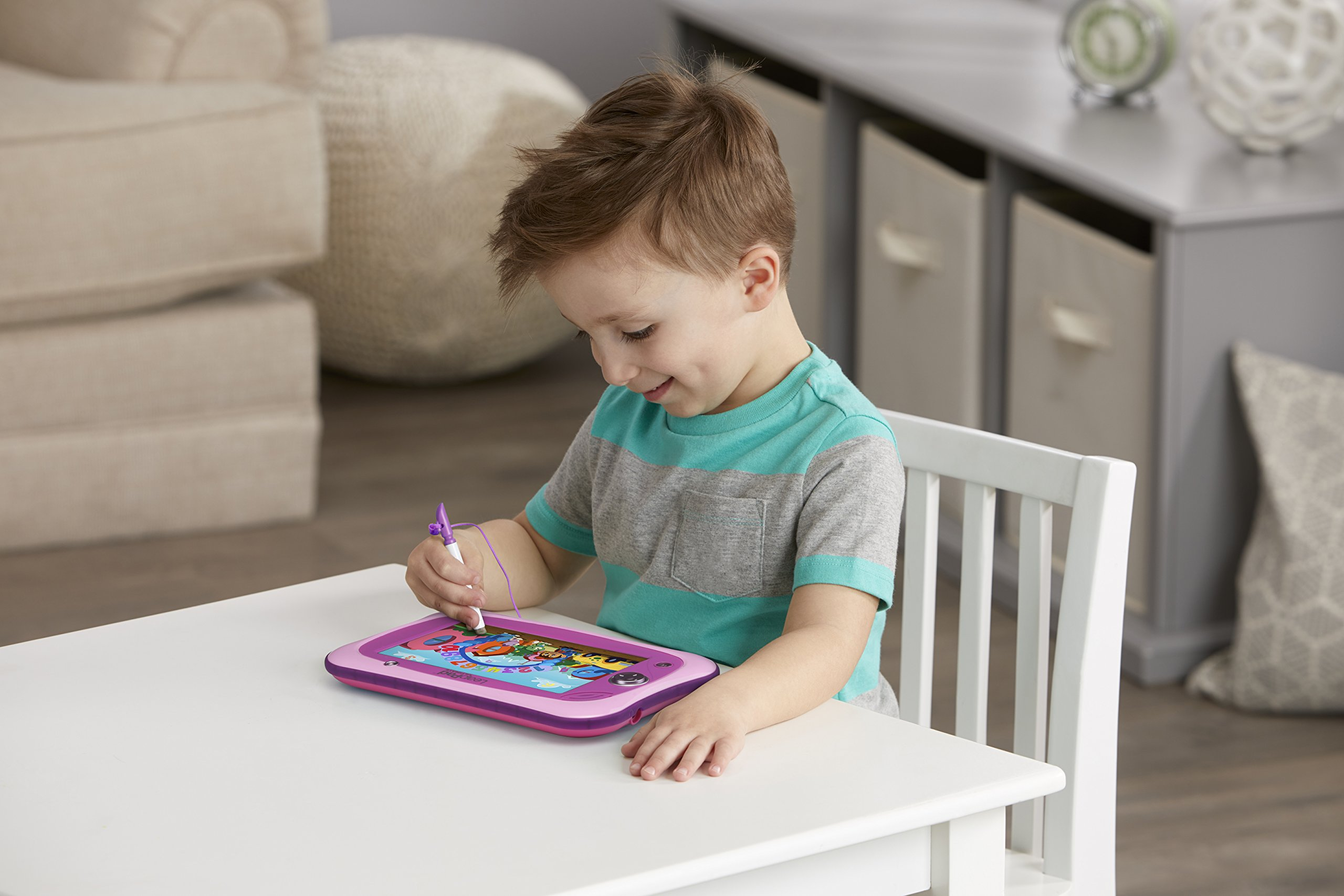 LeapFrog LeapPad Ultimate Ready for School Tablet, Pink by LeapFrog (Image #6)