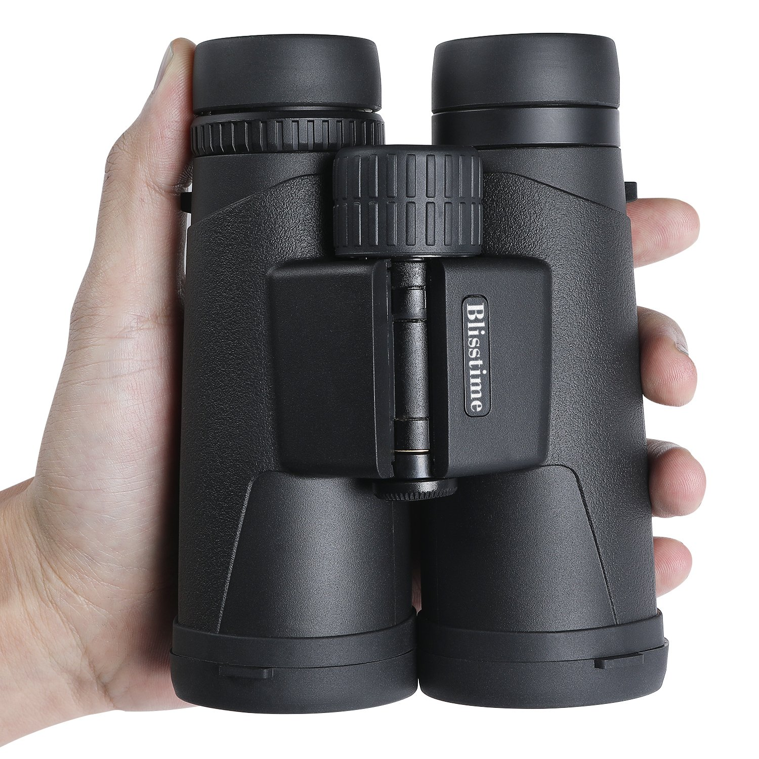 10×42 Binoculars for Adults, Compact Binoculars High Powered Binoculars with Fully Multi-Coated Lens, Waterproof Fogproof Low Light Night Vision for Bird Watching, Outdoor, Hunting, Camping, Hiking