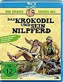 Das Krokodil und sein Nilpferd [Blu-ray]