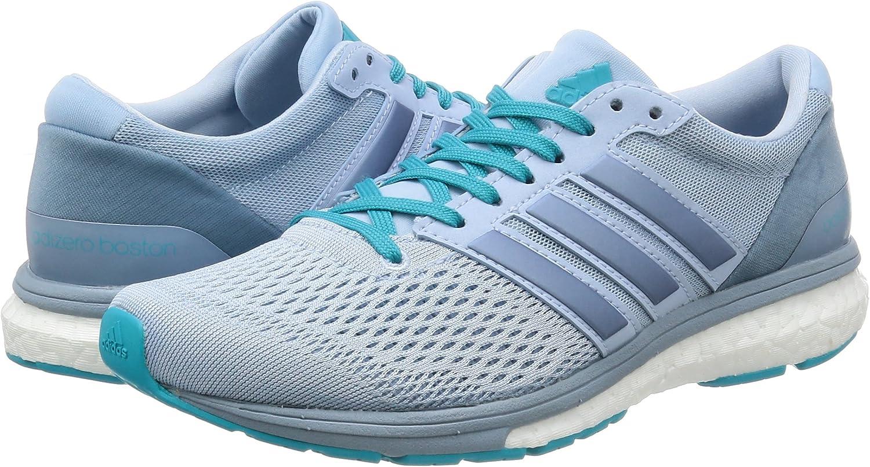 adidas Adizero Boston 6 w - Zapatillas de Running para Mujer, Azul ...
