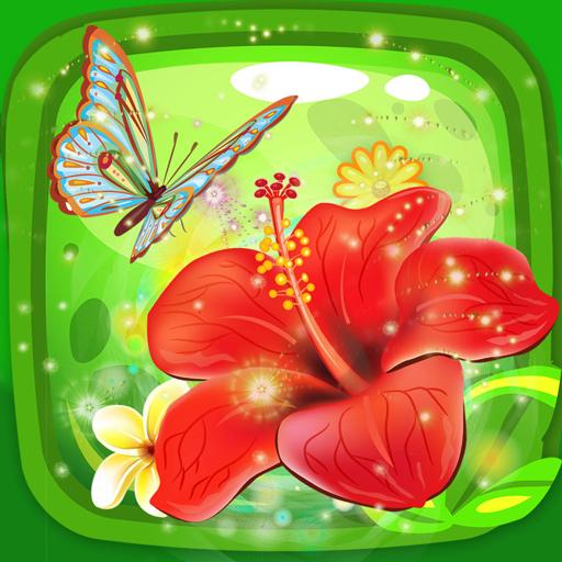 Blossom Swap - Flower Garden Match 3 Free Games! Blast, Pop to make Flowers Bloom!