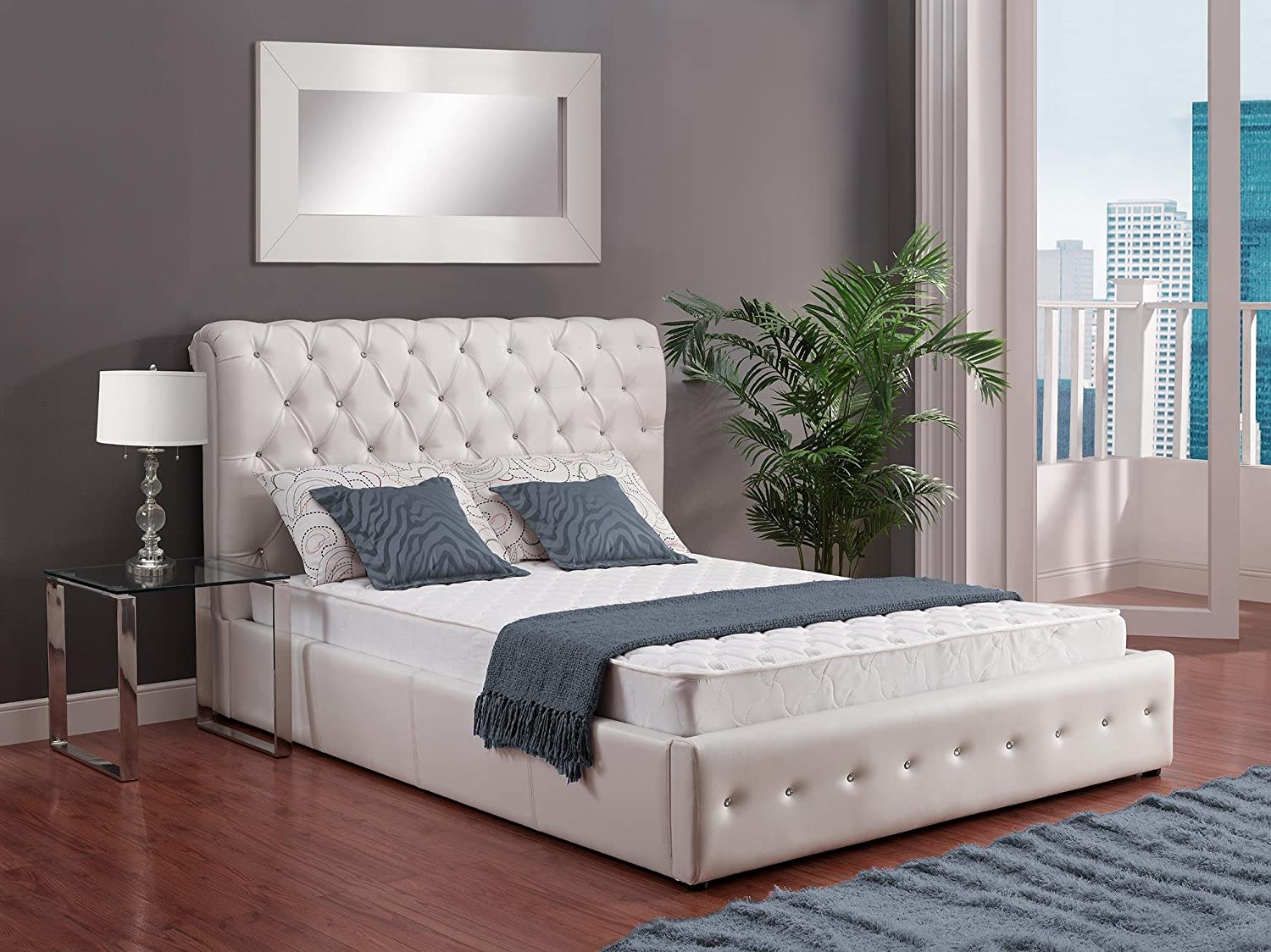 Essential 6 Inch Coil Mattress By Signature Sleep