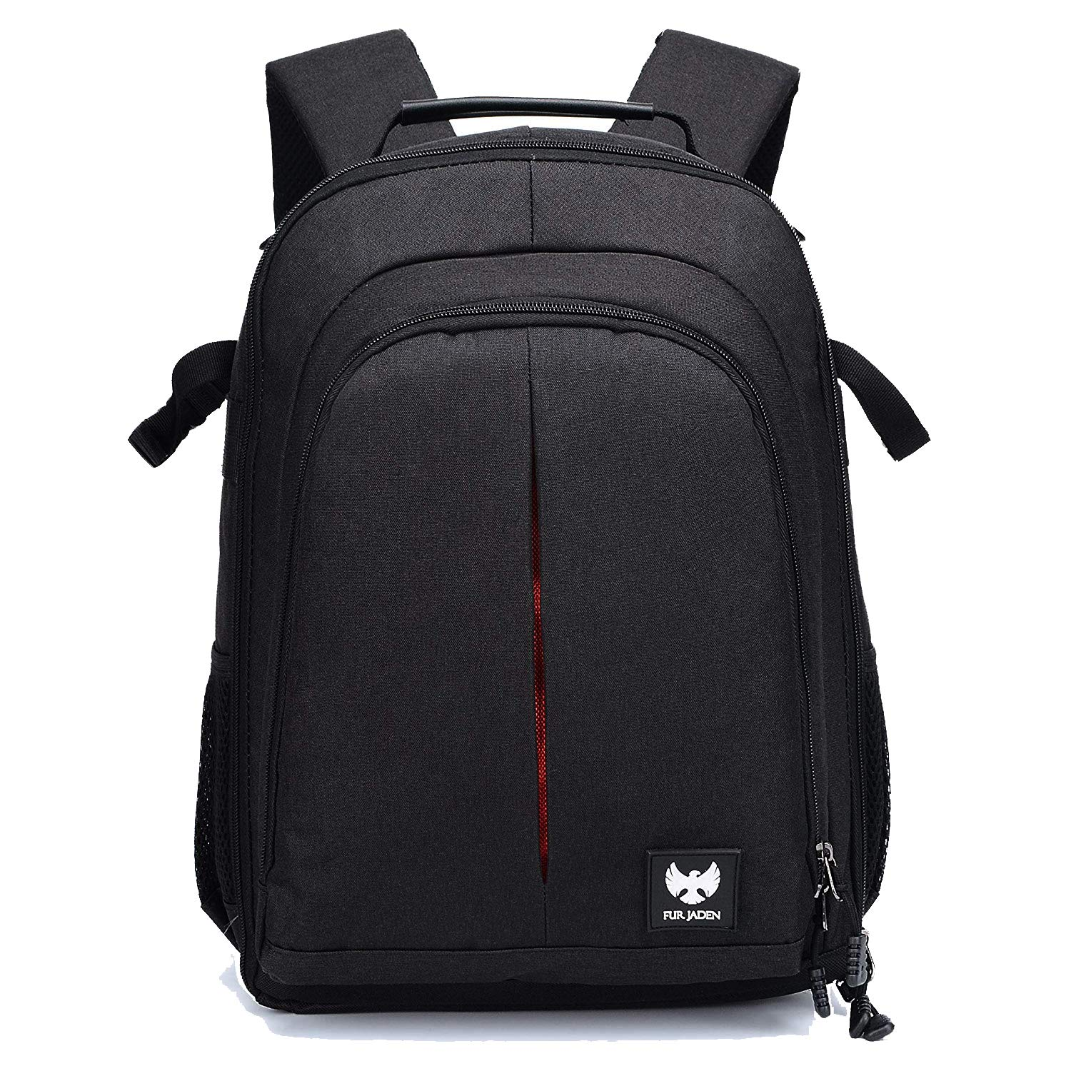 FUR JADEN Laptop Backpack for Canon Nikon Sigma Olympus with Tripod Holder