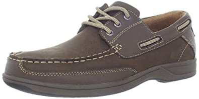 Florsheim Men's Lakeside OX Boat Shoe,Stone ,7 ...