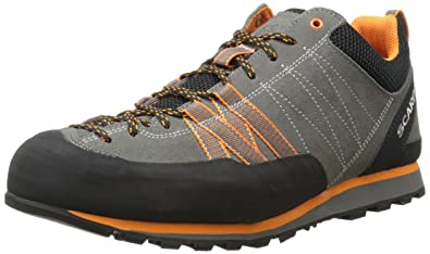 best authentic f0510 65d9b SCARPA Men s CRUX-M, Grey Orange, ...