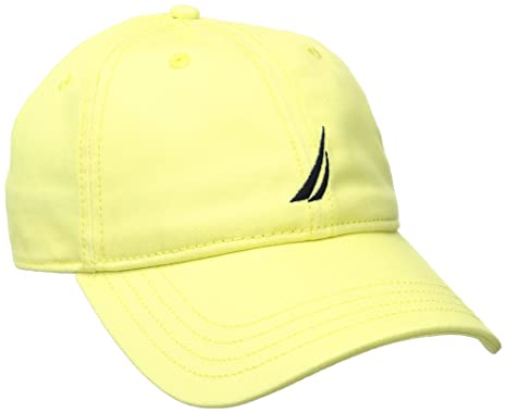 1087d22dc59953 Image Unavailable. Image not available for. Colour: Nautica Men's FCA j  Class 6 Panel Baseball Cap ...