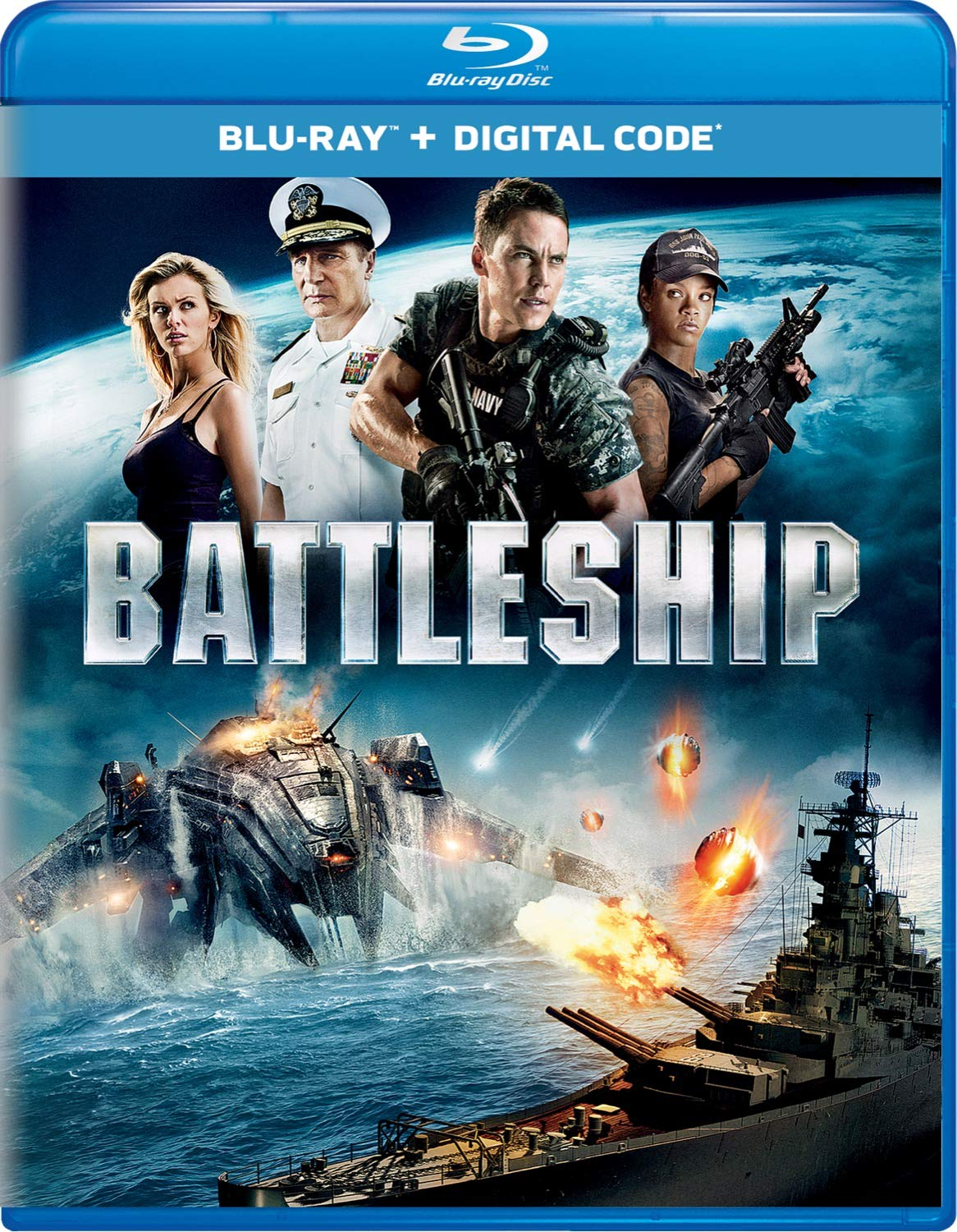 Battleship [Edizione: Stati Uniti]: Amazon.it: Alexander Skarsgård ...