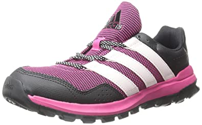 adidas running shoes pink and black