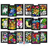 Amazon Price History for:Super Pack of 18 Fuzzy Velvet 8x10 Inch Posters (Artistic Edition)