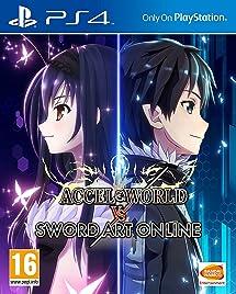 Accel World VS Sword Art Online - Playstation 4 PS4     - Amazon com