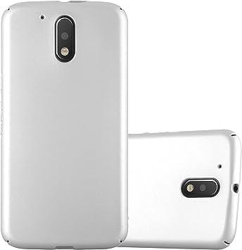 Cadorabo Funda para Motorola Moto G4 / Moto G4 Plus en Metal Plato ...