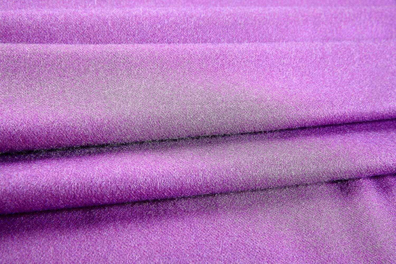 Abogel Grande Sciarpa o Stola di Pashmina Bicolore per Donna