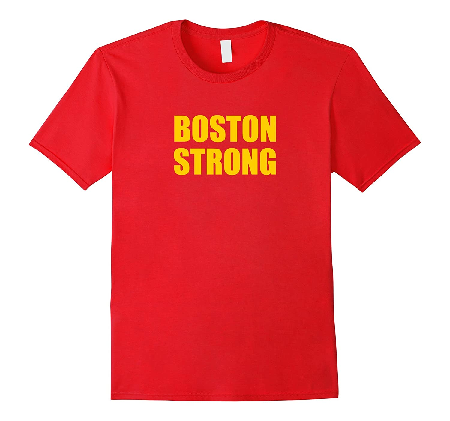 Boston Strong Honor T-Shirt-FL