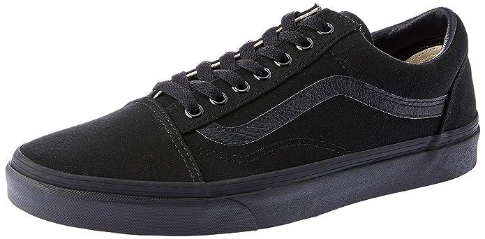 Vans Old Skool Herren Sneaker Schwarz