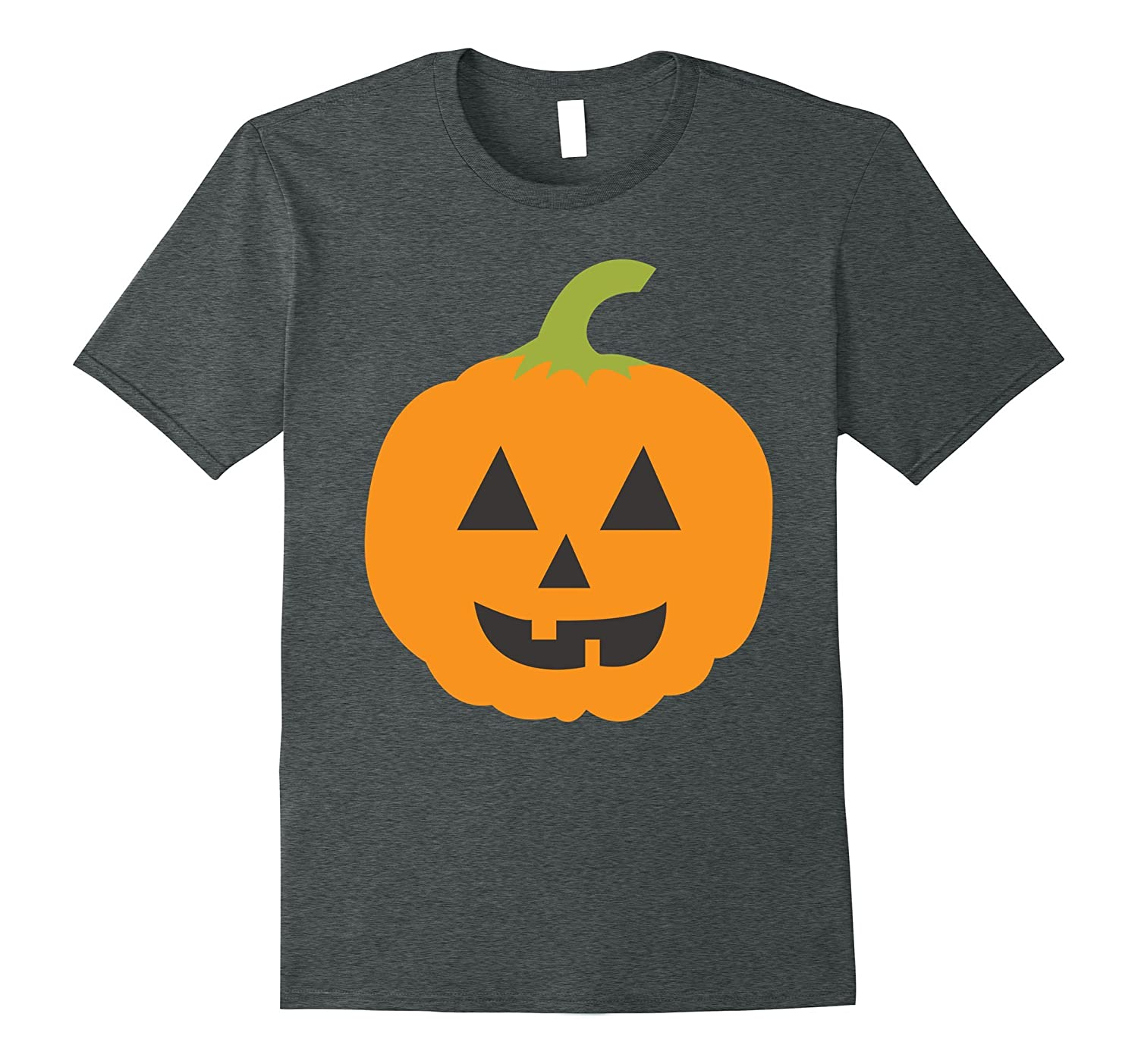 Happy Pumpkin Halloween T-Shirt for Kids & Adults-T-Shirt