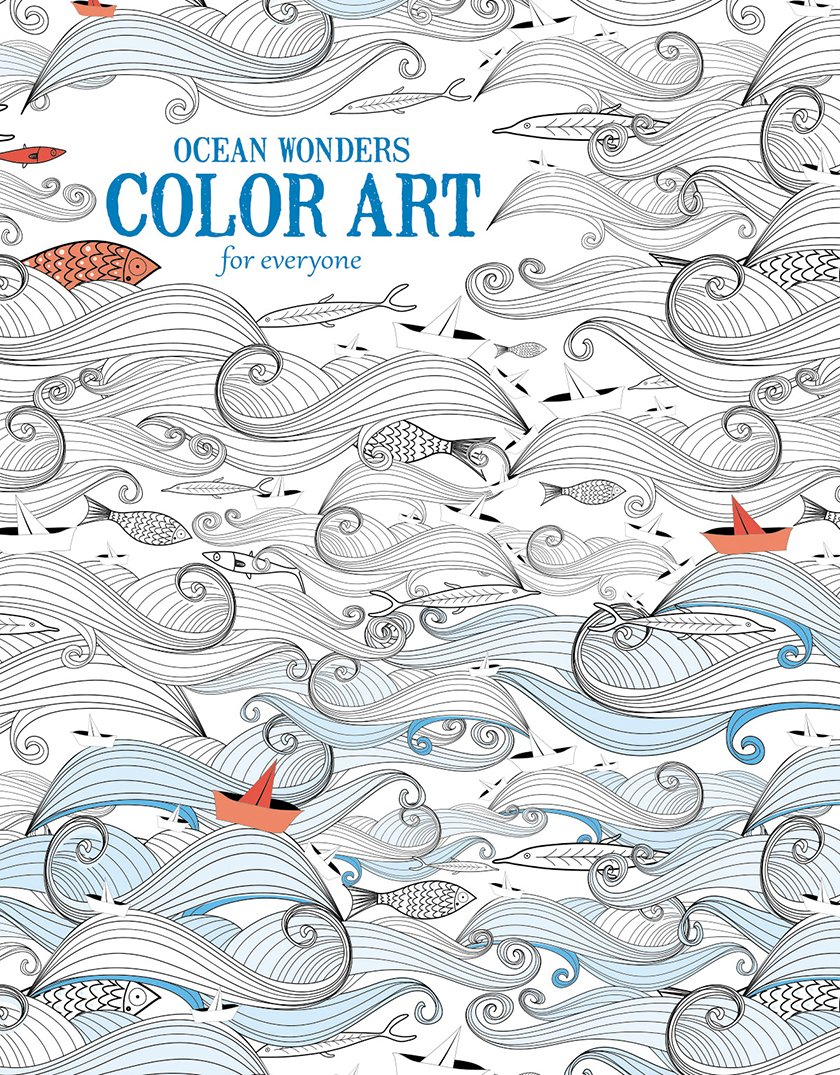 Art color book -  Wonders Color Art For Everyone Leisure Arts 6703 Leisure Arts The Guild Of Master Craftsman Publications Ltd 9781464750397 Amazon Com Books