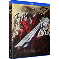 Hellsing Ultimate: Complete Collection - Volumes I - X (Blu-Ray/Digital)