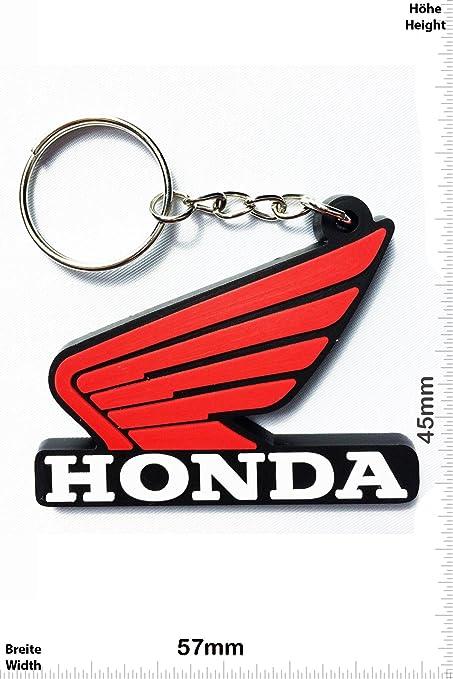 Llaveros - Keychains - HONDA - black - Motocross ...