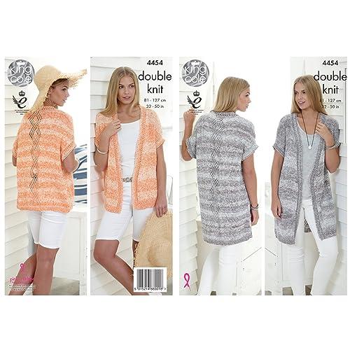 Waistcoat Knitting Patterns Amazon