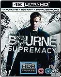 The Bourne Supremacy [Blu-ray] [2017]