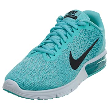 NIKE Women's Air Max Sequent 2 Running Shoes (6 B(M) US,
