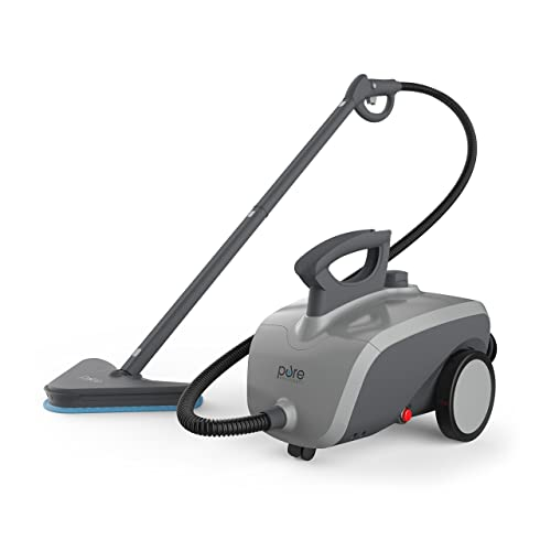 <br/>Pure clean rolling steam cleaner