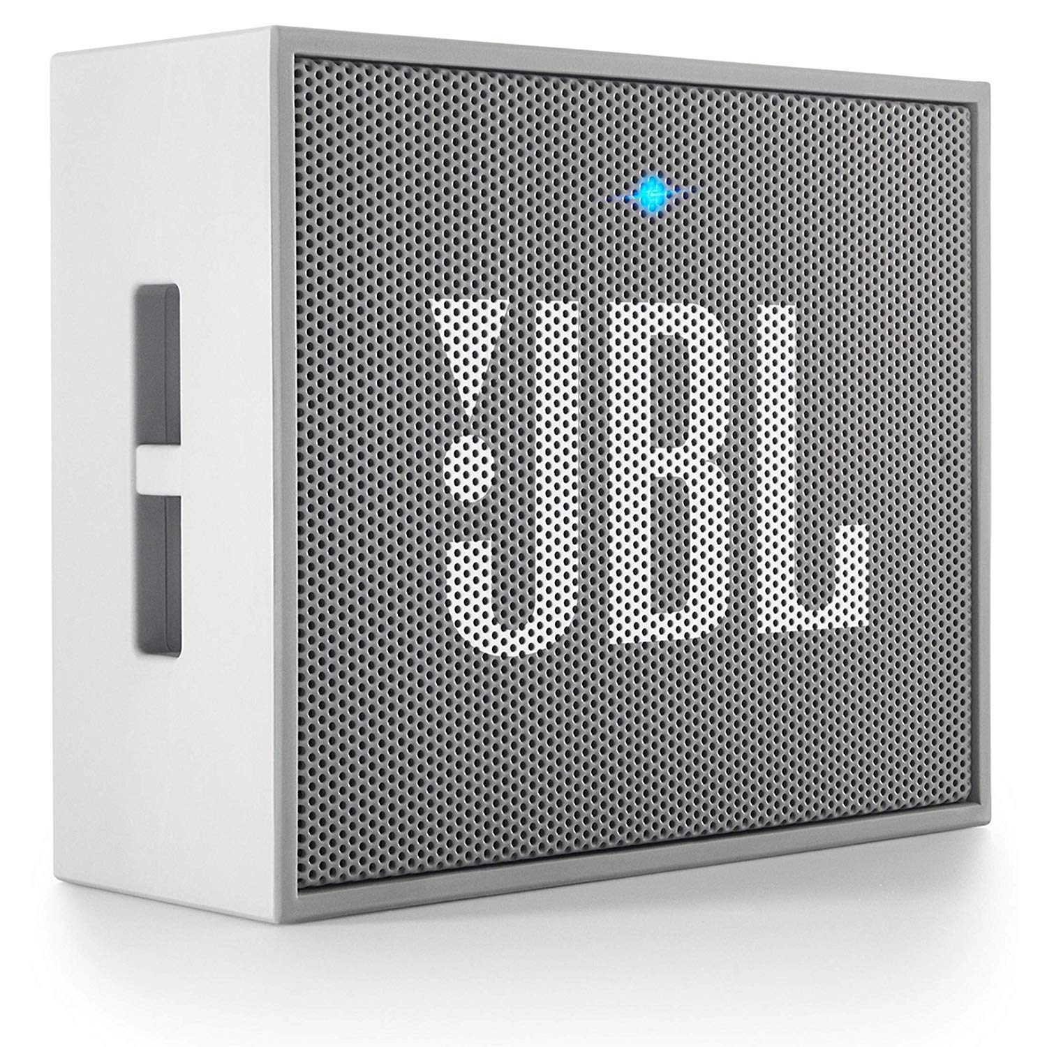 JBL GO Portable Wireless Bluetooth Speaker with Mic (Gray) product image