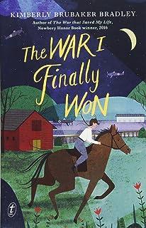 The war i finally won audiobook