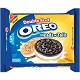 Oreo Heads or Tails Double Stuff Cookies (432g), 12er Box